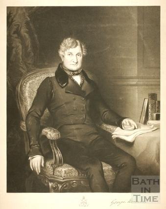 Portrait of George Norman FRCS 1783-1861