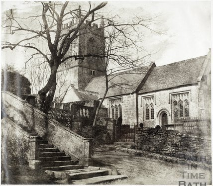 St. Catherine Church c.1850