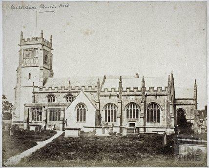Melksham Church c.1850