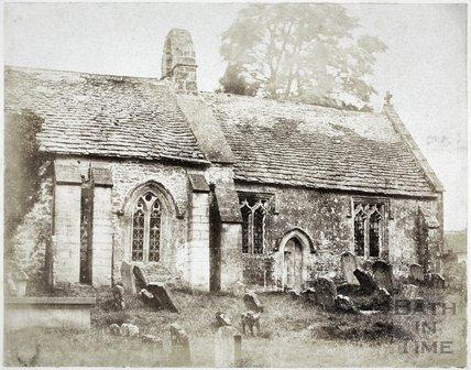 Ditteridge Church c.1850