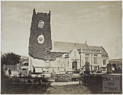 Bathampton Church c.1860