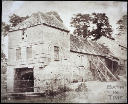 Bathampton Mill. Now mostly demolished
