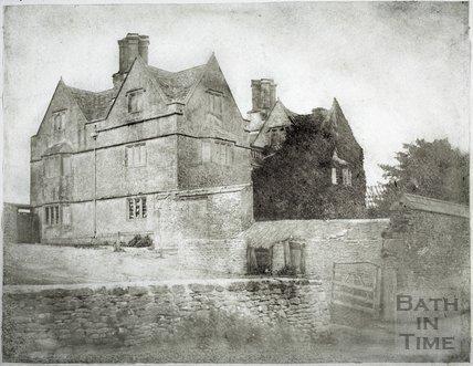 Cold Ashton Manor House c.1855