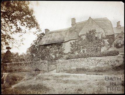 Cock Inn, Kelston c.1850