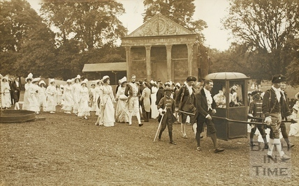 Bath Pageant. Episode VIII 1909