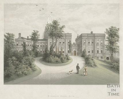Bailbrook House c.1870?