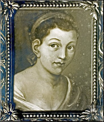 Mary Plura Bartrum. 1760 AD