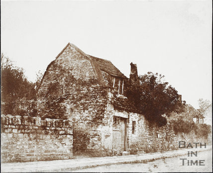 Old Cottage, Northend, Batheaston c.1850
