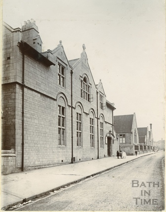 Churchman's Club, East Twerton c.1890