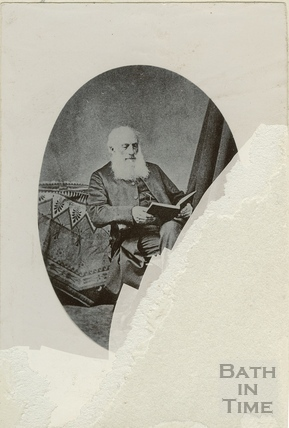 The Rev. Charles Nutt, Twerton, Bath c.1820