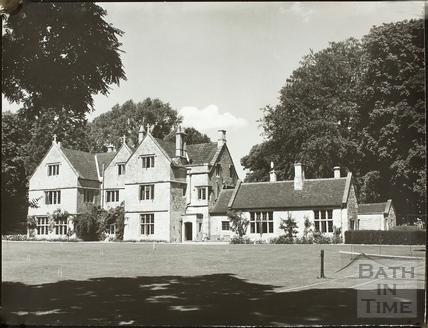 Hinton Priory, Hinton Charterhouse