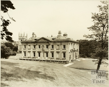 Combe Hay Manor 1951