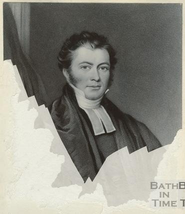 The Rev. Spencer Madam M.A c.1820
