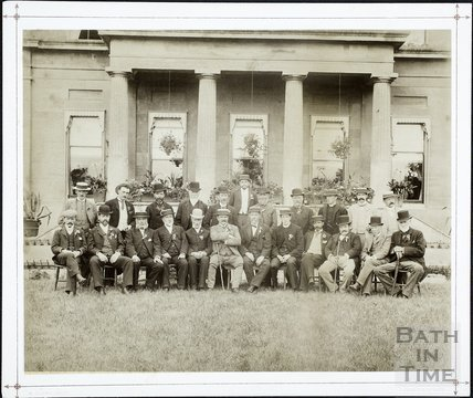 The Committee of the Weston Horticultural Show, Bath c.1895
