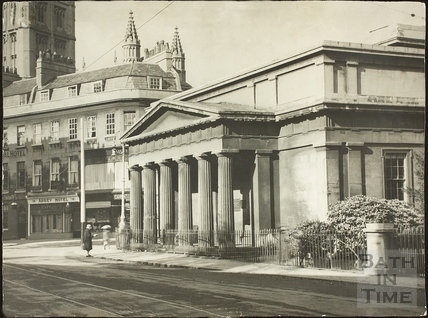 Royal Literary and Scientific Institution, Bath c.1930