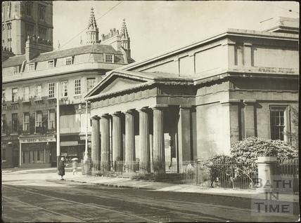 Royal Literary and Scientific Institution, Bath c.1930