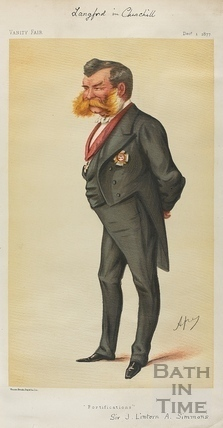 Sir J. Linton A. Simmons 1877