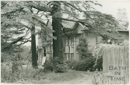 Brookfield, Weston Lane, Weston, Bath c.1960-70
