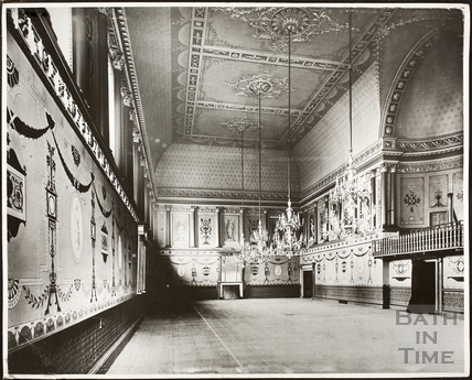 The Ballroom, Assembly Rooms, Bath