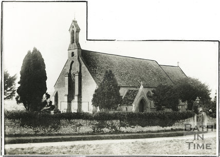 Neston Church, Wiltshire 1929