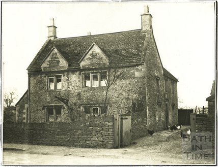 Old House, Neston, Wiltshire 1929