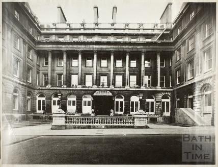 Grand Pump Room Hotel, Bath c.1920