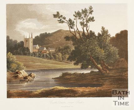 Castle Combe near Bath No. 23