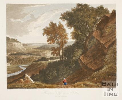 Hampton Cliffs near Bathampton No. 17
