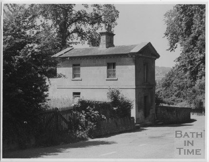 The Toll House, Ralph Allen's Drive, Widcombe, Bath