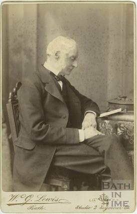 Henry Duncan Skrine (1815-1901)