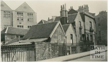 Henry Street, Bath c1915