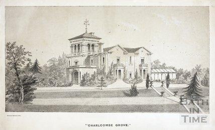 Charlcombe Grove, Charlcombe c.1875