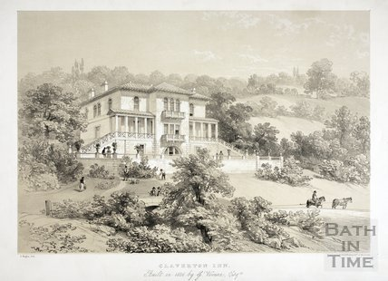 Claverton Inn, Dundas near Bath c.1840