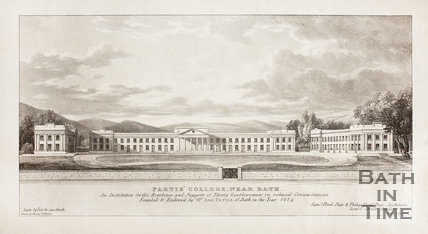 Partis College near Bath 1824