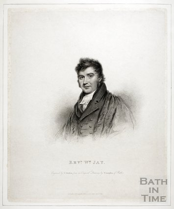 Rev. William Jay 1817