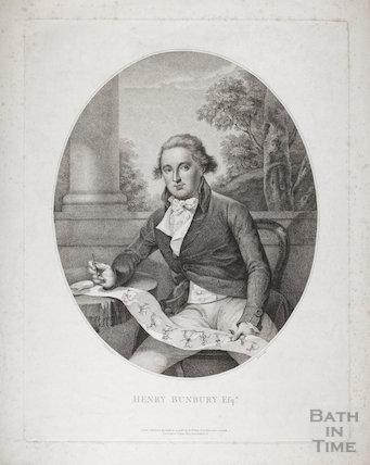 Henry William Bunbury 1750-1811
