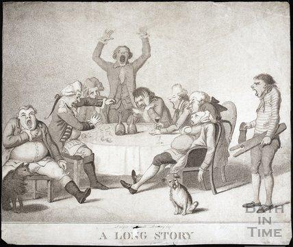 A Long Story c.1803?