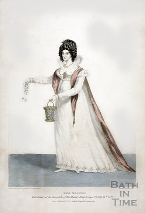 Miss Fellows 1821