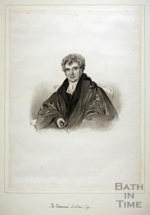 Rev. William Jay c.1817