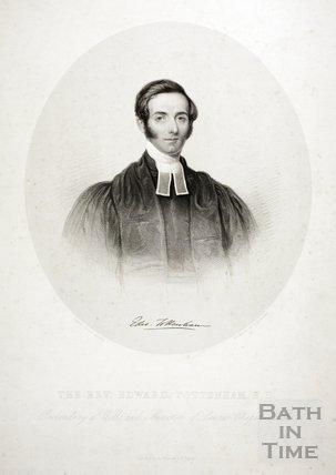 The Rev. Edward Tottenham B.D.