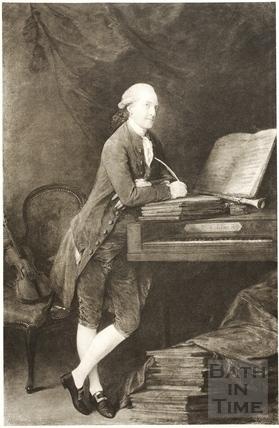 John Christian Fischer (1733-1800)