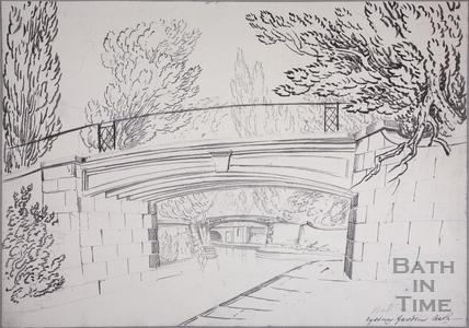 Sydney Gardens and Kennet and Avon Canal, Bath