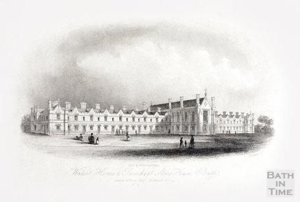 Walcot Home and Parochial Alms Houses, Bath