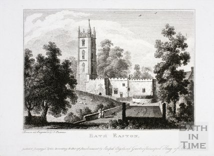 Batheaston Church 1763