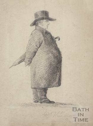 Dr. Wilkinson, Bath 1829