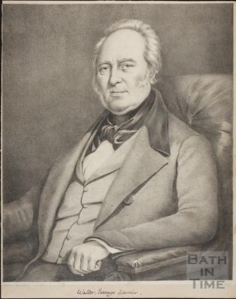 Walter Savage Landor (1775-1864)
