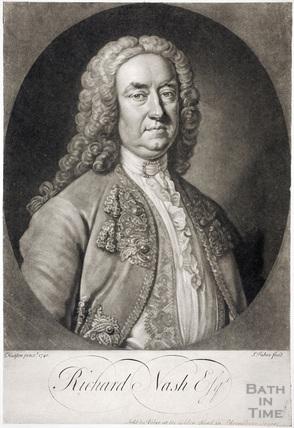 Richard Beau Nash Esq. 1740