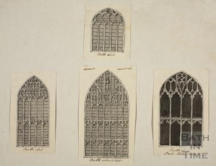 Bath Abbey Windows, Bath