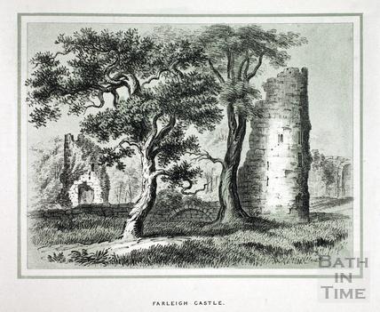Farleigh Castle 1853