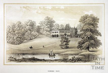 Combe Hay Manor 1853